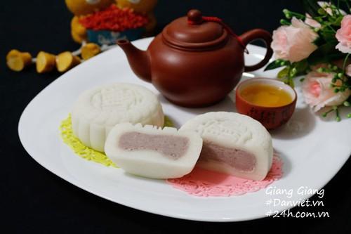 La mieng banh deo nhan khoai mon ngao ngat huong hoa buoi-Hinh-8