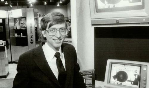 "Nhung ""manh"" lam an tren thuong truong cua Bill Gates"