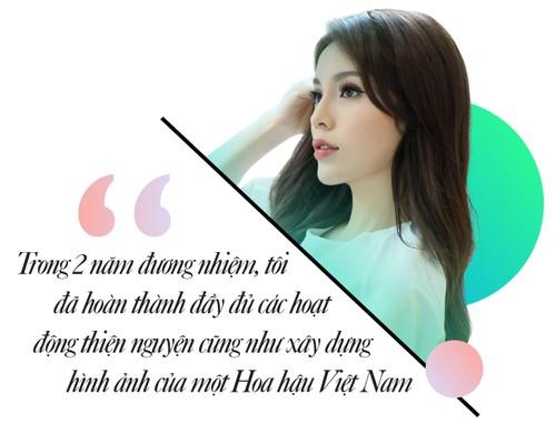 Hoa hau Ky Duyen: Toi chia tay ban trai vi khong con hop tinh cach-Hinh-10