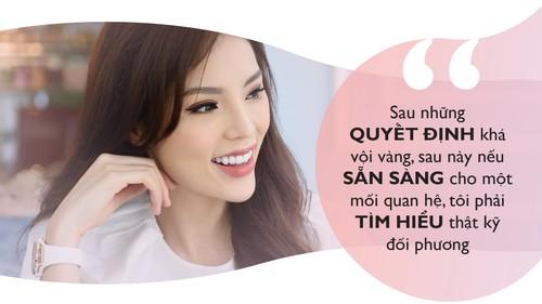 Hoa hau Ky Duyen: Toi chia tay ban trai vi khong con hop tinh cach-Hinh-7