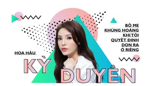 Hoa hau Ky Duyen: Toi chia tay ban trai vi khong con hop tinh cach