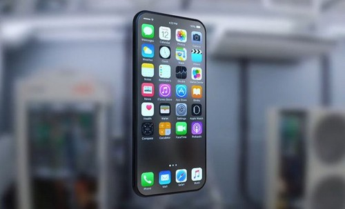 """""""Bat mi"""" soc ve cong nghe nhan dien khuon mat 3D tren iPhone 8"""