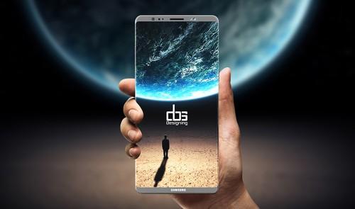 Vua ra mat, Samsung Galaxy Note 8 lai bi boc me loi phan mem