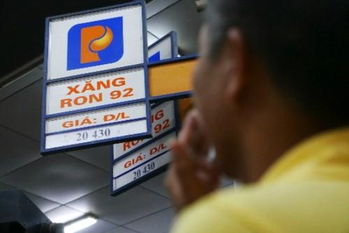 Petrolimex ngung ban xang RON 92 tu 1/1/2018