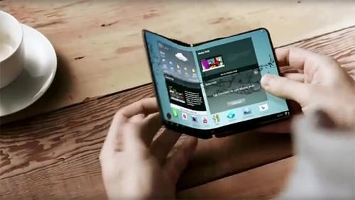 Samsung se ra mat Galaxy X doi dau iPhone X