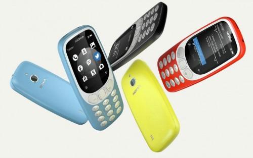 Nokia 3310 ket noi 3G, gia re trinh lang