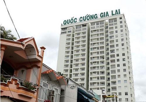 """Quoc Cuong Gia Lai: Co dong """"ban chui"""" co phieu la do loi danh may"""