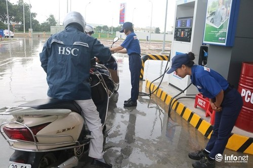 "Hang xang ""cui chao"" IQ8 tro thanh dai ly cua PV Oil"