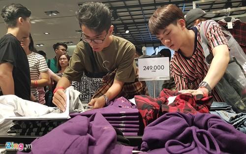 H&M khai truong cua hang tai Ha Noi vao ngay 11/11-Hinh-2