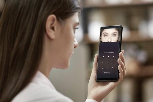 Ro tin don Galaxy S9 se co Face ID nhu iPhone X