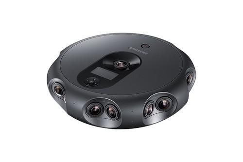 Samsung ra mat camera 360 Round co toi 17 ong kinh