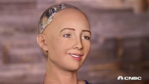 Saudi Arabia - quoc gia dau tien trao quyen cong dan cho robot