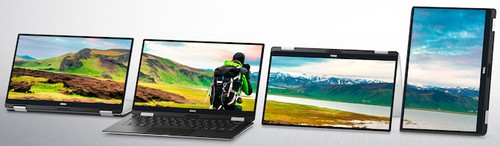 Dell cong bo laptop dong XPS mong nhat the gioi
