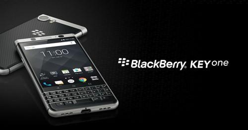 Lo dien cau hinh phien ban tiep theo cua BlackBerry KEYone