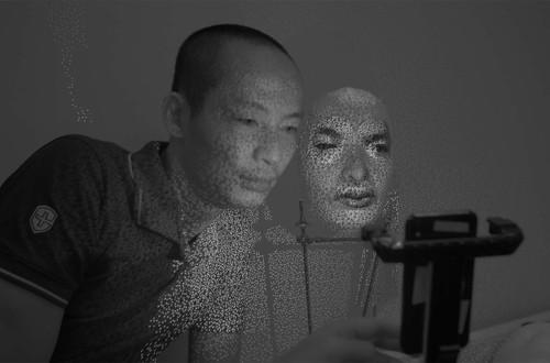"Bkav chia se qua trinh lam mat na ""qua mat"" Face ID cua iPhone X-Hinh-4"
