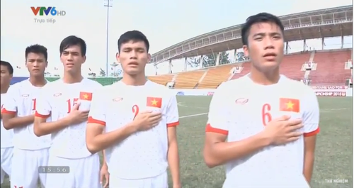 U19 Viet Nam 6-0 U19 Singapore: Chien thang gion gia-Hinh-2