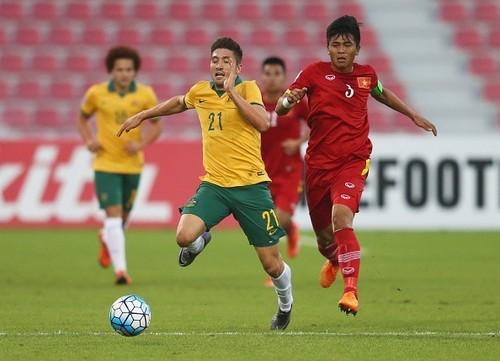 U23 Viet Nam 0-2 U23 Australia: Canh cua khep lai
