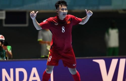 Sieu pham cua Futsal Viet Nam dung thu 2 ban thang dep nhat