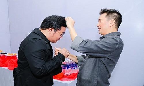 "Quang Le: ""Dam Vinh Hung da hai lan hon toi"""