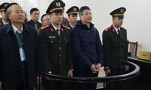 Dai an Vinashinlines: Giang Kim Dat bi de nghi an tu hinh