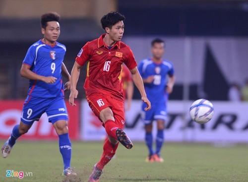 DT Viet Nam 1-1 Dai Bac (Trung Hoa): Hang cong thieu hieu qua-Hinh-2