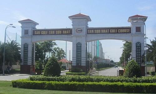 Ai thuc su la chu san golf ben trong san bay Tan Son Nhat?
