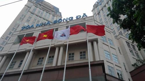 Tong cong ty Song Da no nhieu, Bo Tai chinh ra canh bao