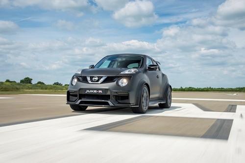Nissan Juke-R 2.0 se duoc san xuat gioi han 17 chiec