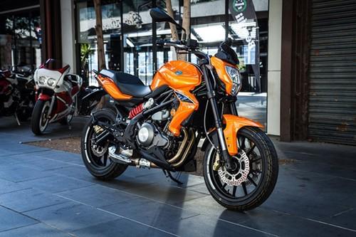 Hang moto Benelli tro lai thi truong My voi nha phan phoi moi-Hinh-2