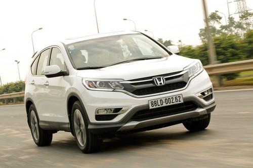 Honda Viet Nam ban duoc hon 8.300 xe oto trong nam 2015-Hinh-2