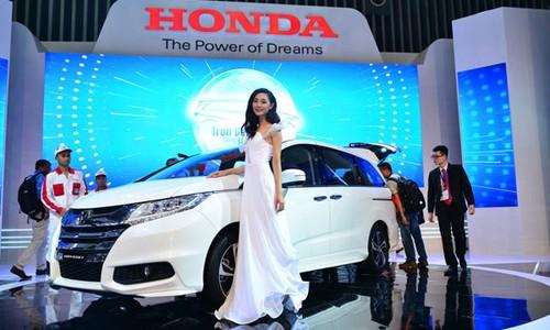 Honda Viet Nam ban duoc hon 8.300 xe oto trong nam 2015-Hinh-4