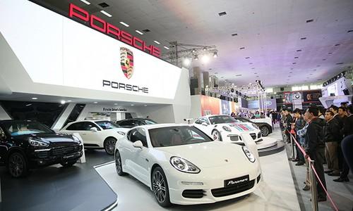 235 chiec Porsche moi lan banh tai Viet Nam nam 2015