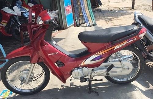 Honda Wave Alpha trum men gia 50 trieu o Sai Gon