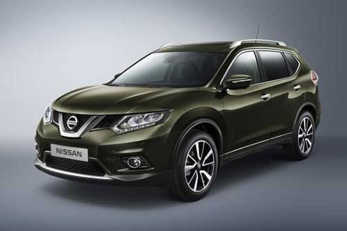 Nissan Xtrail the he moi se ra mat thi truong Viet vao 9/2016-Hinh-2