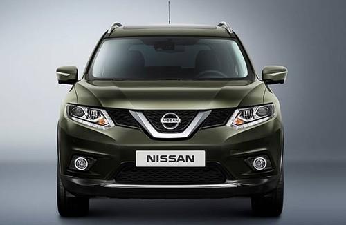 Nissan Xtrail the he moi se ra mat thi truong Viet vao 9/2016