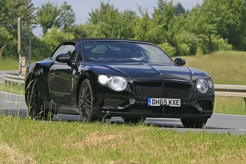 Sieu xe sang Bentley Continental GT 2018