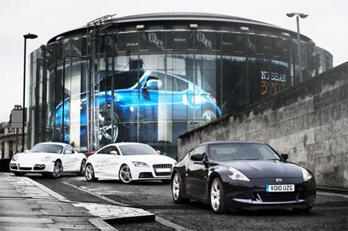 Tai sao BMW, Porsche, Nissan bi