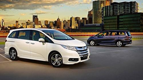 Honda trieu hoi hon 640.000 chiec minivan Odyssey-Hinh-3
