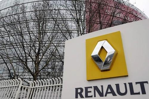Hang xe oto Renault bi dieu tra gian lan khi thai