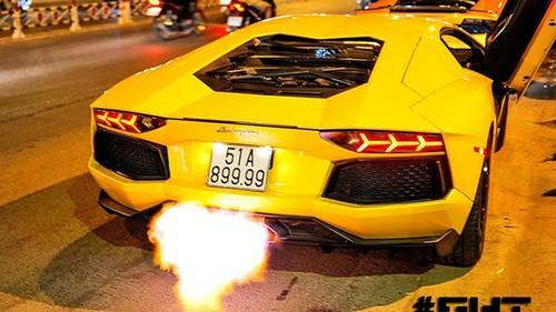 Sieu xe Aventador 22 ty