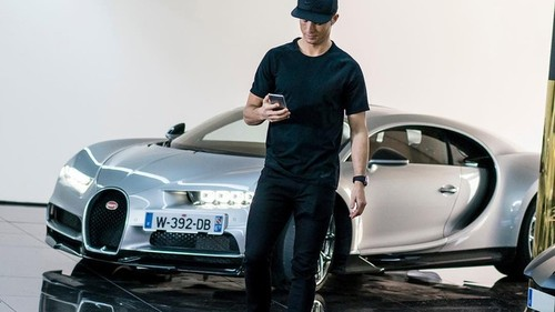 Sieu xe trieu do Bugatti Chiron