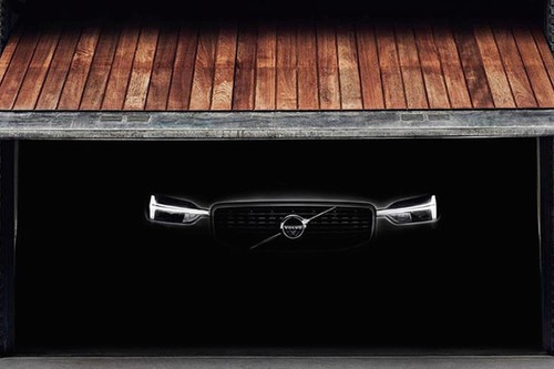 Volvo he lo mau xe crossover XC60 hoan toan moi