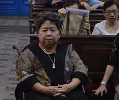 Khoi to ba Sau Phan, nguyen co dong lon cua Ngan hang Dai Tin