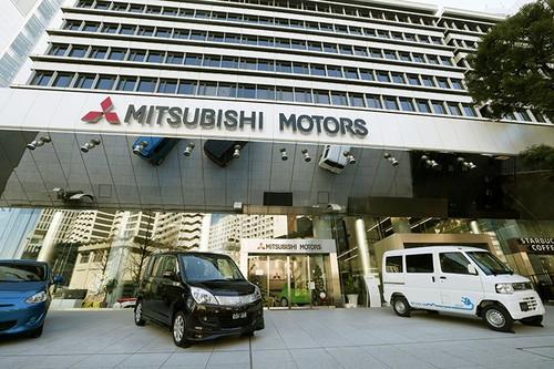 Mitsubishi tut doc tham hai sau be boi nhien lieu