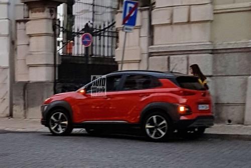 """SUV co nho Hyundai Kona moi """"lo hang"""" tai Chau Au-Hinh-2"""