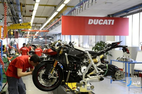 Royal Enfield An Do se mua lai thuong hieu Ducati?