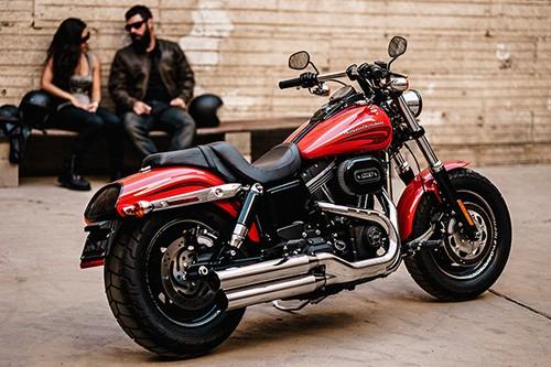 "Trieu hoi gan hon 40 nghin xe Harley-Davidson ""dinh loi"""