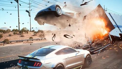 "Sieu xe Koenigsegg lo dien trong ""bom tan"" Need For Speed"