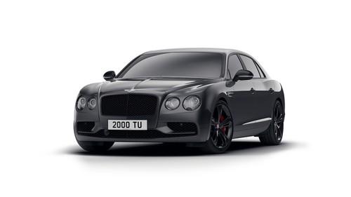 """Bentley """"nha hang"""" xe sang Flying Spur V8 S Black Edition"""