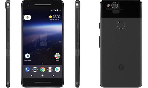 Lo ngay ra mat bo doi Google Pixel 2 va Pixel XL 2